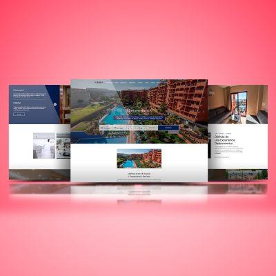 Web Hotel Myramar